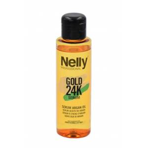 Nelly Gold 24K Argan Yağı Serumu 100 ml