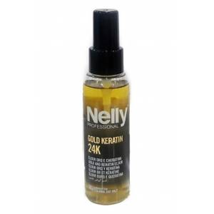 Nelly Gold 24K Keratin Elixir Sprey 100 ml