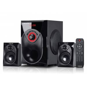 SPEAKER Mikado MD-206BT Siyah 2+1 Bluetooth USB+SD+FM+REMOTE CONTROL Speaker