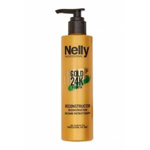Nelly Gold Keratin 24K Reconstructor 200 ml