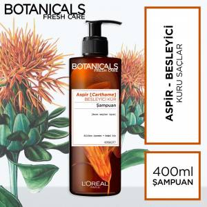 Botanicals Fresh Care Aspir Besleyici Terapi Şampuan 400 ml