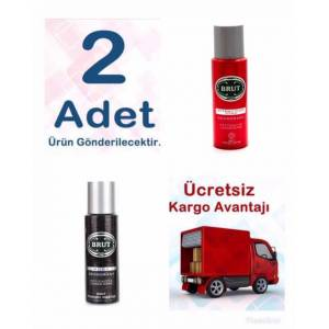 Brut Musk Brut Attractıon Total Erkek 150 ml Deodorant