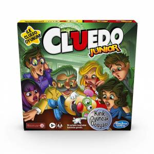 Hasbro Gaming - Cluedo Junior C1293