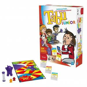 Hasbro Gaming - Tabu Junior 14334