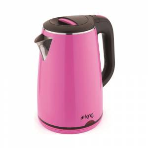 KİNG P-621 SPARK SU ISITICI PEMBE