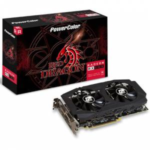 PowerColor Red Dragon AMD Radeon RX580 8GB 256Bit GDDR5