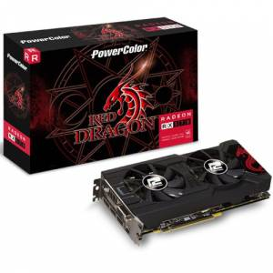 PowerColor Red Dragon RX570 4GB 256Bit GDDR5