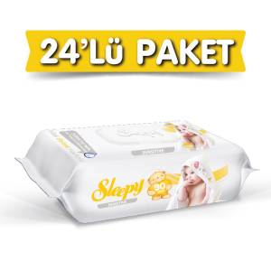 Sleepy Sensititive Islak Havlu 24X90 lı 24 Paket 2160 Yaprak