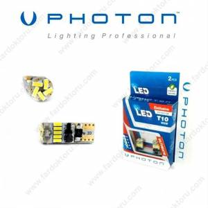 PHOTON PH7023 EXCLUSIVE SERİSİ T10 BEYAZ LED PARK AMPULÜ FARDOKTORU
