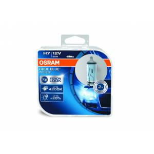 Osram 12v H7 Cool Blue Intense Xenon Look(Beyaz Işık)64210 CBI HCB(Set)