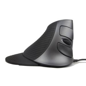 J-Tech Digital Scroll Endurance Wired Mouse Ergonomic Vertical