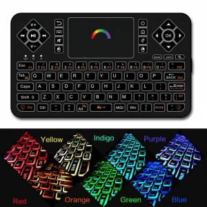 Dupad Story 2018 Updated Q9 2.4GHz Mini Wireless Keyboard with