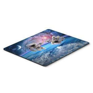NUOCHUANG Astronaut Spaceman Outer Space Moon Mouse Pad