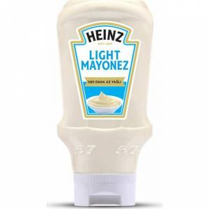 Heinz Light Mayonez 400 ml