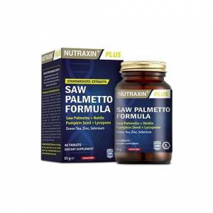 Nutraxin Saw Palmetto Formula 60 Tablet