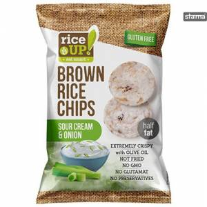 Rice Up Sour Cream Oneon 60g