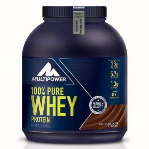 Multipower %100 Pure Whey Protein 2000 Gr +6 HEDİYE