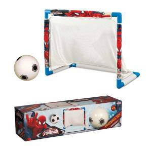 Spiderman Futbol Seti Top ve File Hediyeli Set