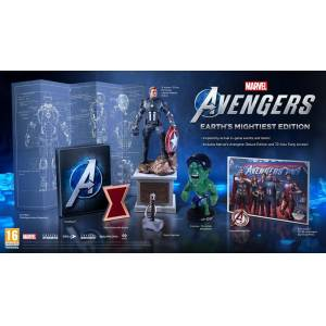 Marvels Avengers Earth's Mightiest Edition PS4