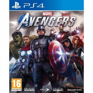 Marvels Avengers PS4 Oyun