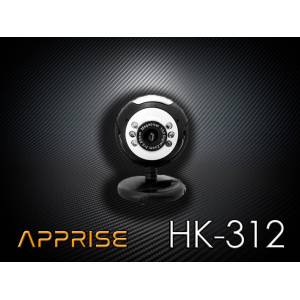 Web Camera HD480P PC Camera USB HD Webcam Laptop Skype MSN HK-312