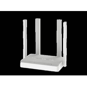 KEENETIC KN-1710-01TR Extra AC1200 5Port USB2 Mesh Router AP