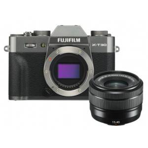 Fujifilm X-T30 Antrasit + XC15-45mm Kit