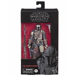Star Wars The Black Series The Mandalorian Toy 6 inch