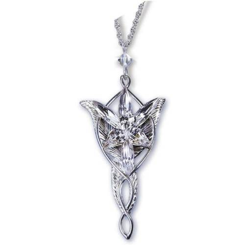 Noble Collection LOTR Evenstar Arwen Kolyesi (Costume)