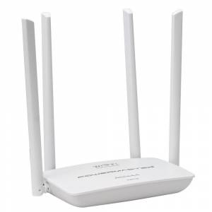 Powermaster PWR-08 300Mbps 4 Antenli Wifi Repeater
