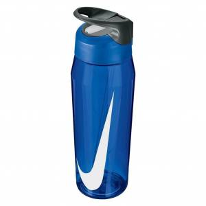 Nike Hypercharge Straw Bottle Suluk Matara 32 Oz ( 946 ml. ) Mavi