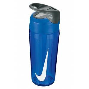 Nike Hypercharge Straw Bottle Suluk Matara 16 Oz 473 ml. Mavi