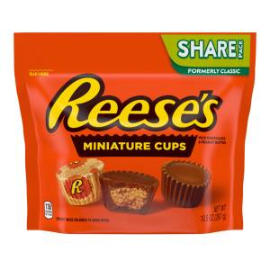 Reese's Miniature Cups 297 Gr.