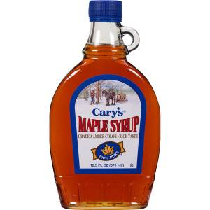 Cary's Mapple Syrup 370 mL.