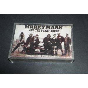 MARKY MARK AND THE FUNKY BUNCH  MUSIC FOR THE PEOPLE  KASET