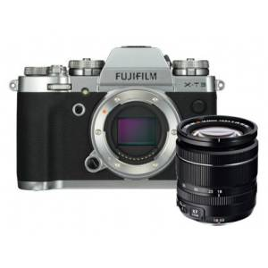 Fujifilm X-T3 Gümüş + XF18-55mm Kit Outlet
