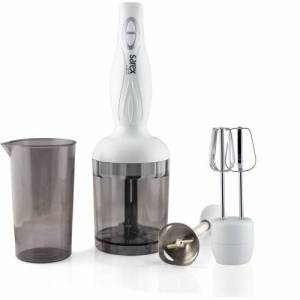 Sarex SR-2110 Elite Mix Blender Seti Beyaz