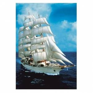 KS Games Puzzle Sea Cloud (1000 Parça)