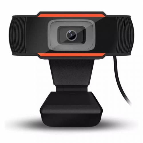 Mikrofonlu 720P Webcam HD