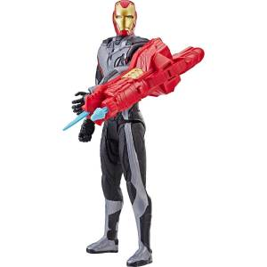 Marvel Avengers: Endgame Titan Hero Power FX Iron Man Figür E3298