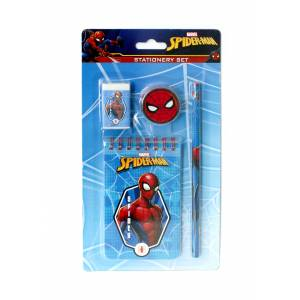 SPIDERMAN SM-06048 KIRTASİYE SETİ