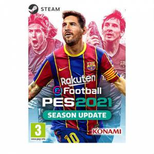 eFootball PES 2021 PC Steam Key- Hemen Teslim