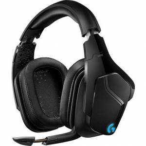 Logitech G935 Gaming Headset 2.4 GHz Wireless 7.1 Surround Sound Pro for PC-Xbox One-PS4 -Siyah-