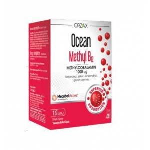 Ocean Methyl B12 Methylcobalamin 10 ml SKT:03/2022