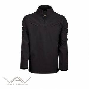 VAV Shellsw-01 Softshell Sweatshirt Siyah XL