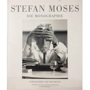 Stefan Moses: Die monographie. Editör: Ulrich Pohlmann, Matthias Harder, Stefan Moses