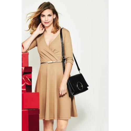 Avon Fit and Flare Wrap Elbise 38/40