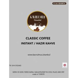 CLASSIC INSTANT COFFEE 1000 gr