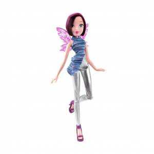 Winx Club Fairy Rock-Tecna