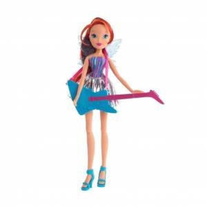 Winx Club Fairy Rock-Bloom